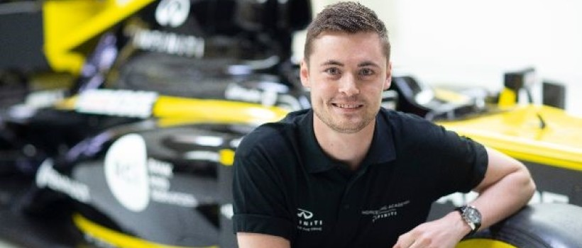 Engineering Academy awards British student a life-changing career opportunity with INFINITI & Renault F1® Team