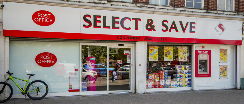 Coventry convenience store & post office on the market