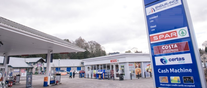 Certas Energy switches network of stores to SPAR