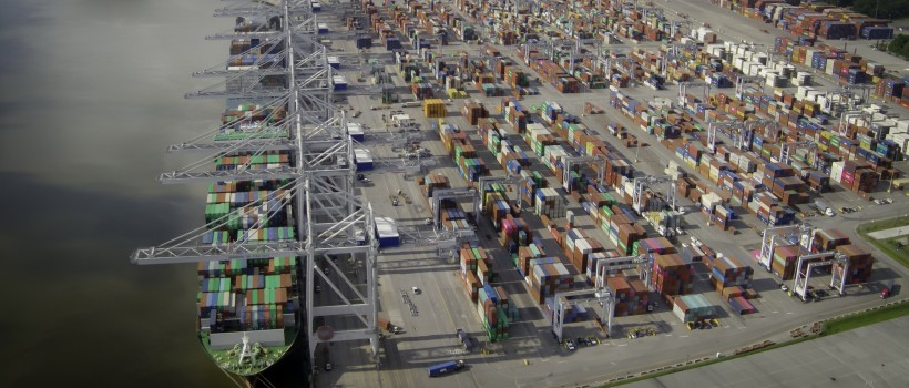 Ports draw $5B investment, 12K jobs to Georgia