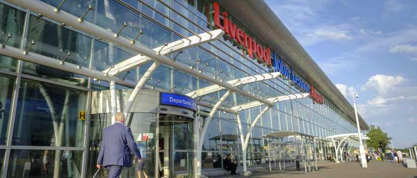 Ancala acquires 45% interest in Liverpool John Lennon Airport