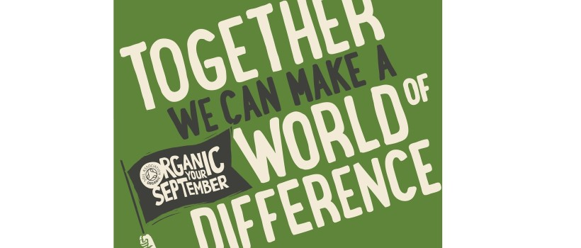 Organic giants come together to celebrate Organic September