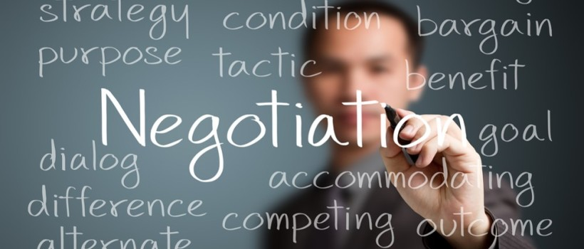 Negotiation – The Art Of The Win/Win