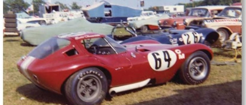 RARE, HISTORIC CHEETAH RACE CAR TO BE AUCTIONED MAY 10
