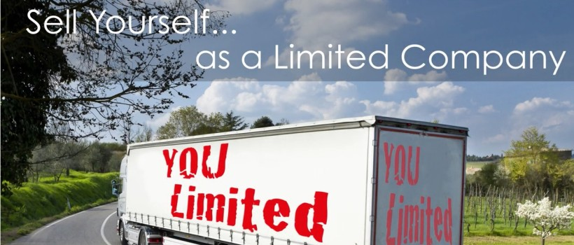 Sell Yourself As A Limited Company