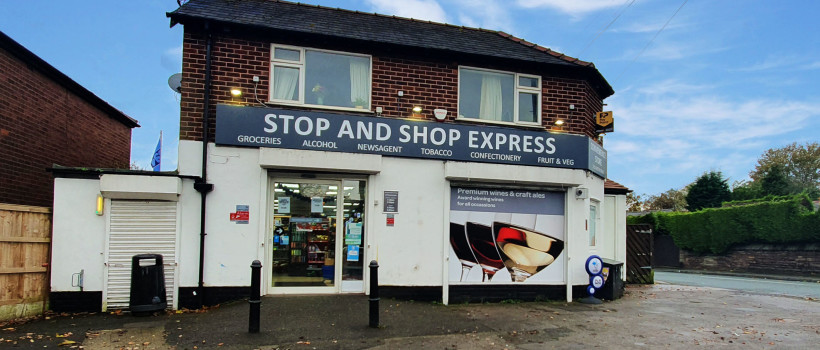 Macclesfield Convenience Store returns to the market through Christie & Co
