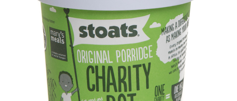 STOATS LAUNCHES POT FOR A POT CAMPAIGN TO FEED AFRICAN SCHOOL FOR A YEAR