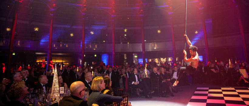 Ben Ball 2019 at the Roundhouse raises over £87,000 to fund life-changing support for the automotive industry community