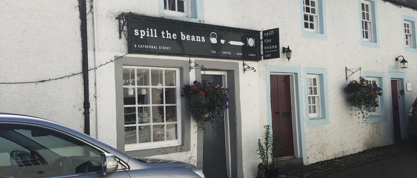 Award winning café, Spill the Beans sold through Christie & Co