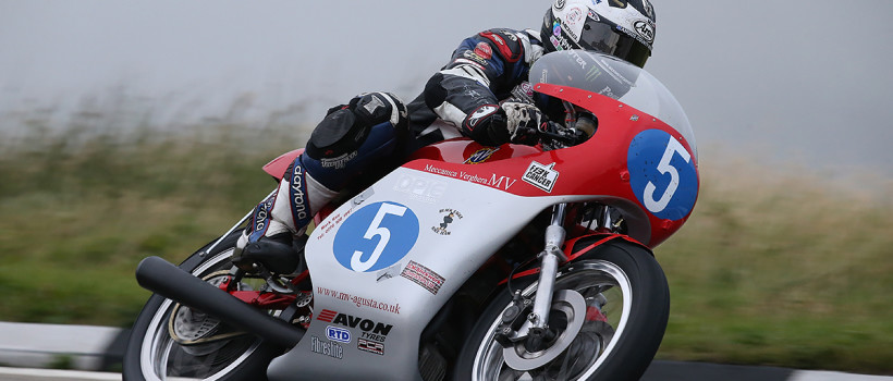 Classic time for Avon at the Isle of Man Festival of Motorcycling