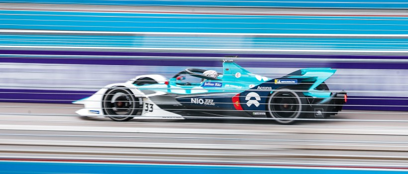 NIO 333 Formula E Team Official Statement on Coronavirus before Mexico E-Prix