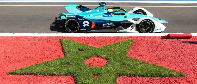 Both drivers finished the race, NIO 333 needs more time and efforts to achieve the target