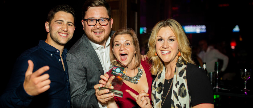 Be crowned Supplier of the Year 2020 at the Creative Retail Awards