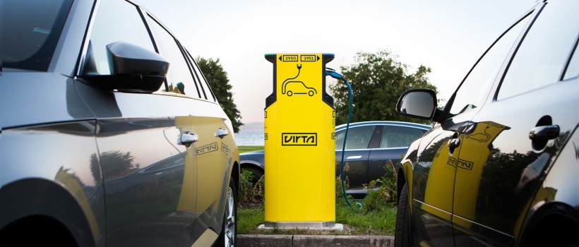 Virta - Europe's fastest-growing electric vehicle charging service provider is leading the way to the future of mobility
