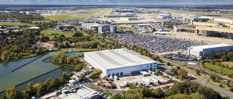 AIPUT strengthens the resilience of vital pharmaceutical airfreight facility at Heathrow