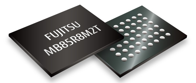 Fujitsu announces FRAM with a capacity of 8 Mbit