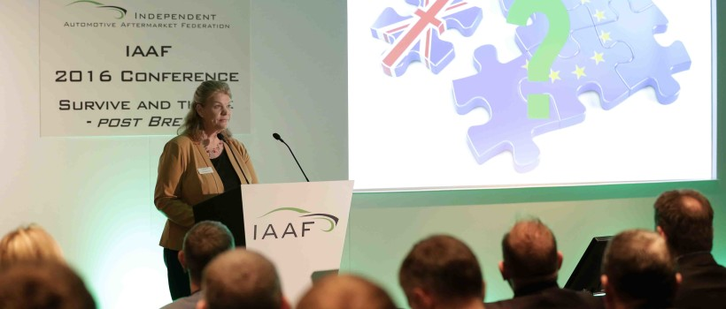 IAAF Conference aims to tackle 'real' aftermarket issues