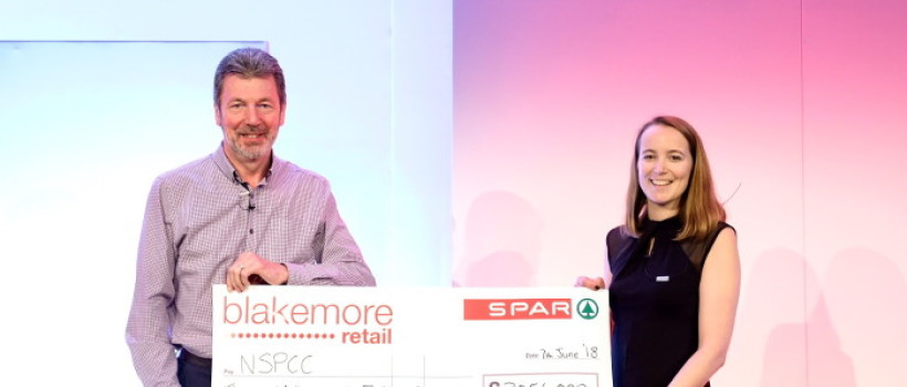 Blakemore Retail Fundraising for NSPCC Tops £3 Million