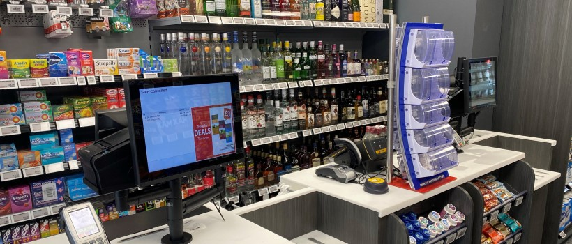 Checkout Supermarket in Wimbledon takes on EDGEPoS