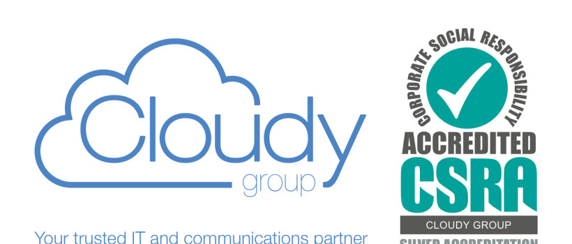 Cloudy Group Achieve a Silver CSR Accreditation!