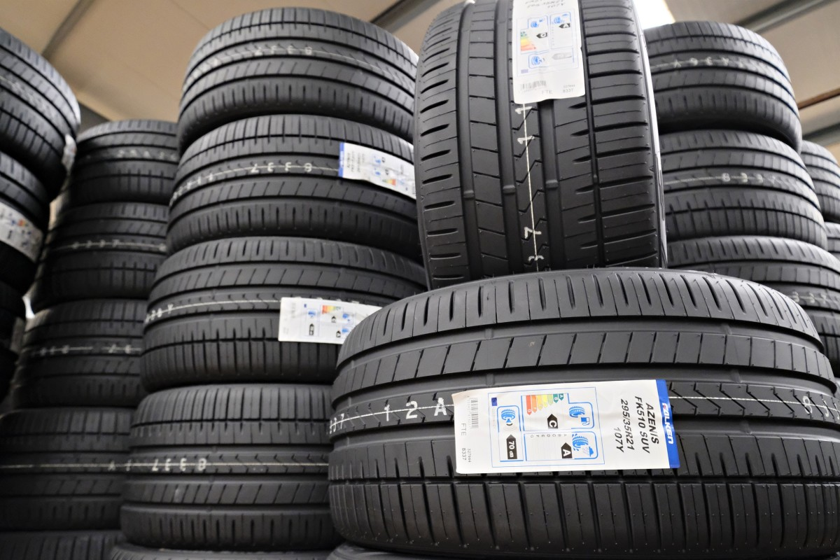 Pronounce Media - High 5 – Falken sets the standard with five-year  guarantee on all...