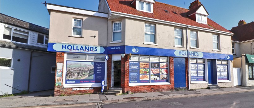Sold | Community convenience store in the historic town of Milford on Sea, Hampshire