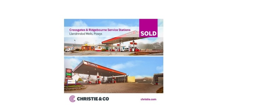 Sold | Pair of Mid-Wales petrol filling stations sold to Ascona Group | Christie & Co