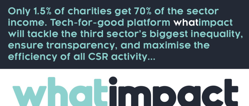 CSR-A would like to congratulate whatimpact on the launch of their BETA platform…