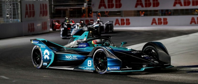 Championship Point for NIO 333 Formula E Team in Opening Race in Diriyah