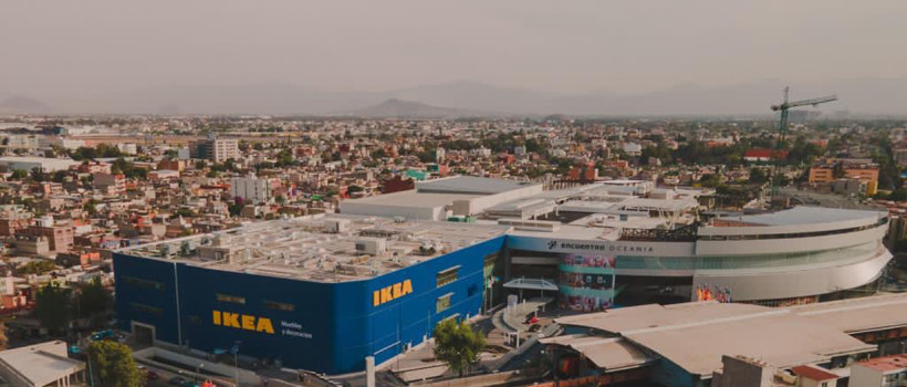 IKEA opens its first physical store in Mexico