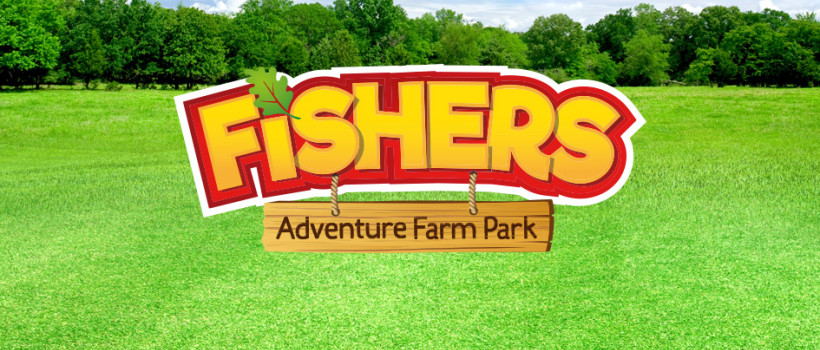 Fishers Farm rebrand and website launch!