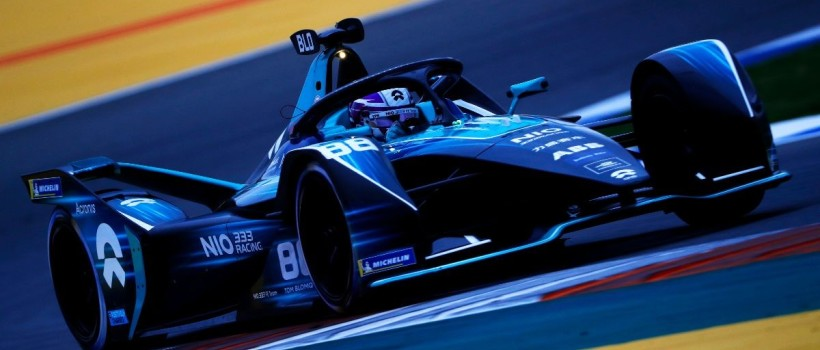 NIO 333 Formula E Team is geared up to race on the streets of Monte Carlo