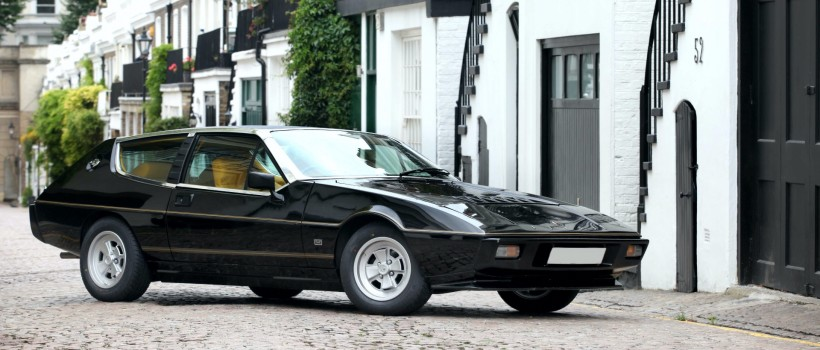 LONDON CONCOURS 2021 Celebrates LOTUS In The 'GREAT MARQUES' CLASS