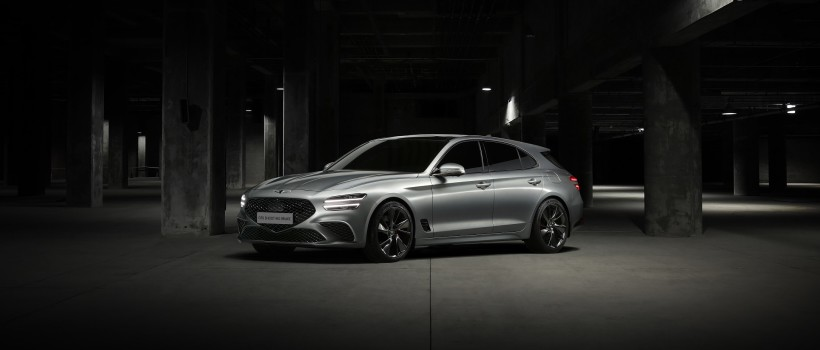 GENESIS Reveals The G70 Shooting Brake