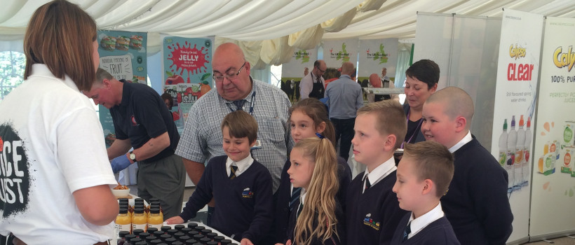 Blakemore Foodservice Inspires Next Generation at East Midlands Trade Show
