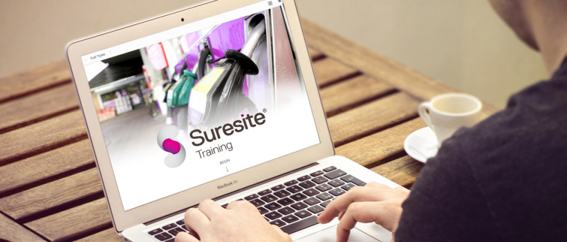NEW LOOK E-LEARNING COURSES FROM SURESITE