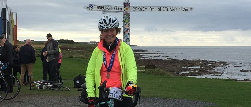 Blakemore Colleague Conquers Epic Bike Ride for Prince's Trust