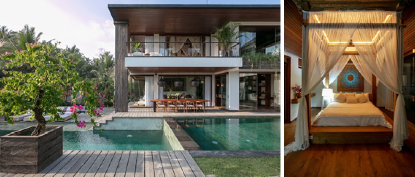 New Blissful Sanctuary in Bali