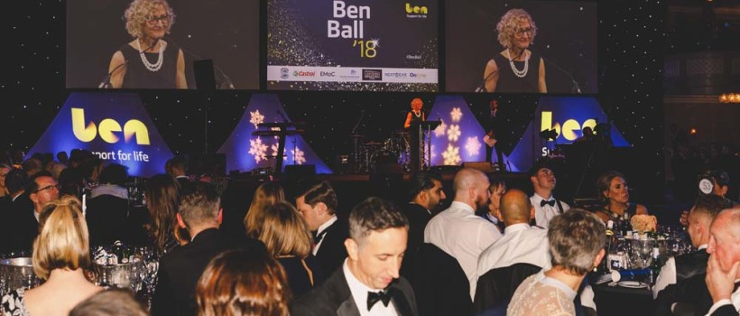 This year's Ben Ball raises £102,000 to support the people of the UK automotive industry
