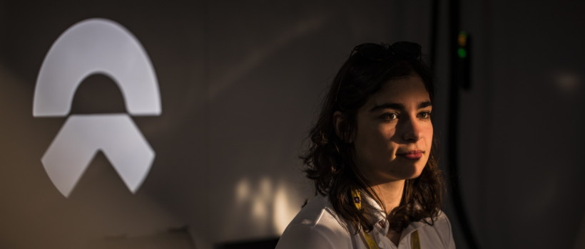 JAMIE CHADWICK TO MAKE SECOND TEST OUTING WITH NIO IN MARRAKESH