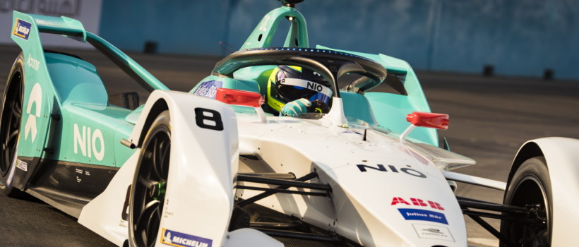 FIRST POINTS OF SEASON IN NIO'S SIGHTS AS FORMULA E HEADS TO MOROCCO