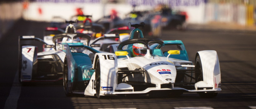 NIO ENDURES TOUGH WEEKEND IN MARRAKESH DESPITE TREMENDOUS START