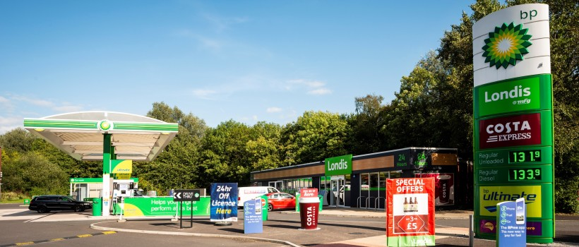 Motor Fuel Group extends with Londis and Budgens