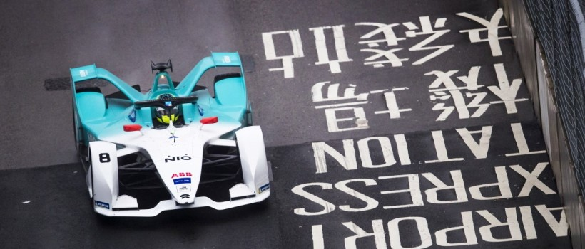 HOME POINTS FOR NIO AS TURVEY TAKES HARD-EARNED NINTH IN HONG KONG