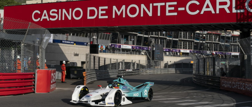 CHALLENGING WEEKEND IN MONACO FOR FORMULA E SQUAD NIO