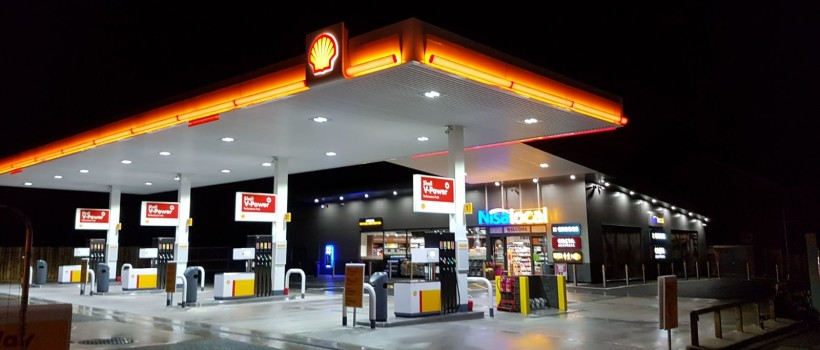 HSBC FUELS FILLING STATION REDEVELOPMENT IN PRESTON