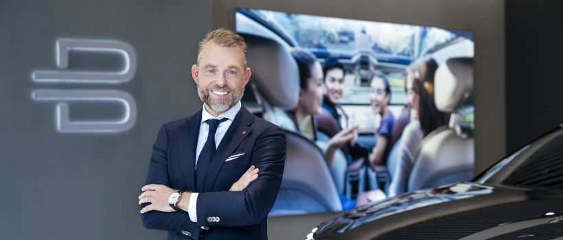 BYTON appoints Dr. Andreas Schaaf to its newly established Chief Customer Officer position for user-centric experiences
